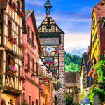 Riquewihr - one of the most beautiful villages of France